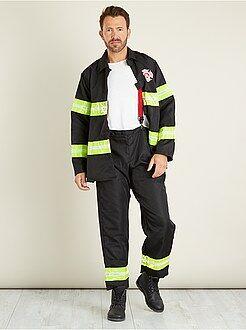 Disfraz de bombero