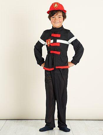 Niños - Disfraz de bombero - Kiabi