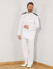 Disfraz de capitán