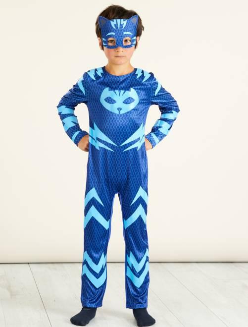 Disfraz de 'Catboy' de 'PJ Masks'                             azul Niños