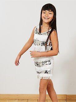 Disfraz de charlestón para niña - Kiabi