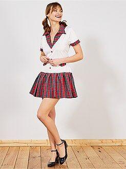 Disfraces mujer - Disfraz de colegiala