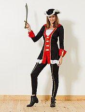 Disfraz de corsaria