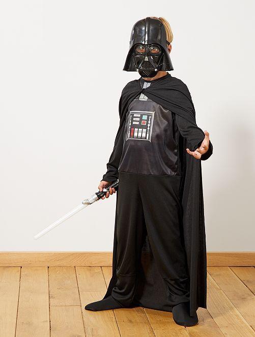 Disfraz de Darth Vader                             negro Niños