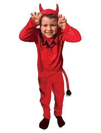 Niños - Disfraz de demonio - Kiabi
