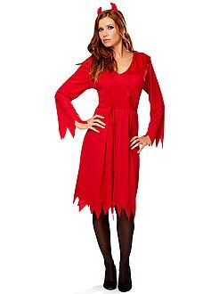 Mujer Disfraz de diablesa