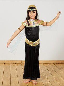Niños Disfraz de egipcia