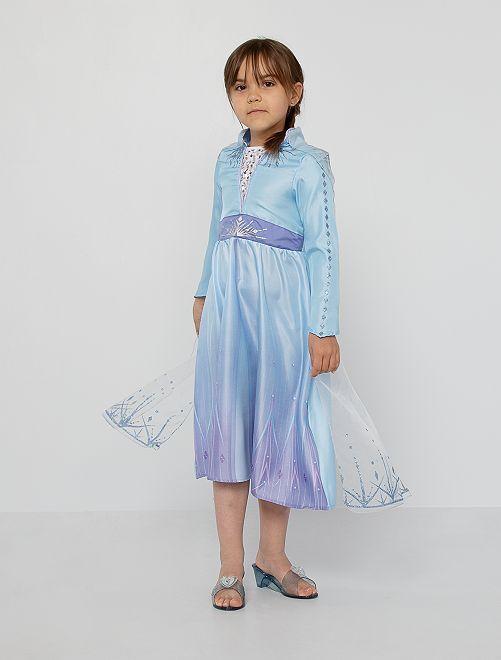 Disfraz de 'Elsa' de 'Frozen 2'                             azul