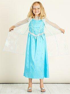 Niños Disfraz de Elsa de 'Frozen'
