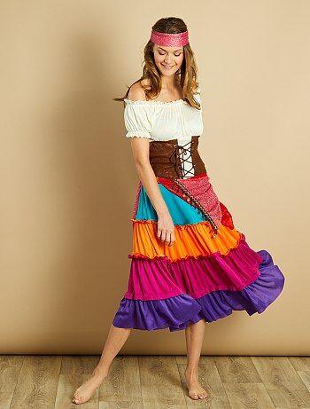 Disfraz de Esmeralda - Kiabi