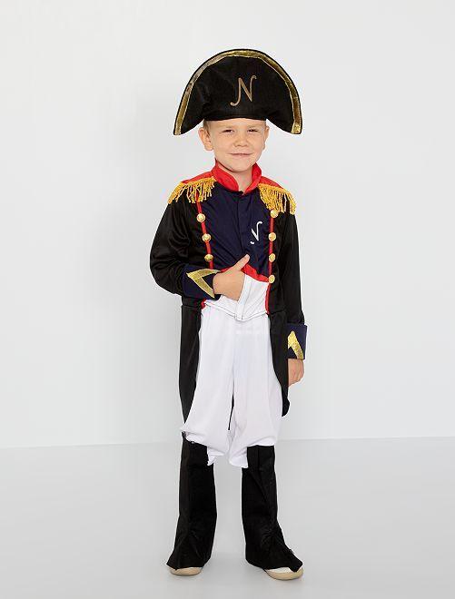 Disfraz de general                             NEGRO
