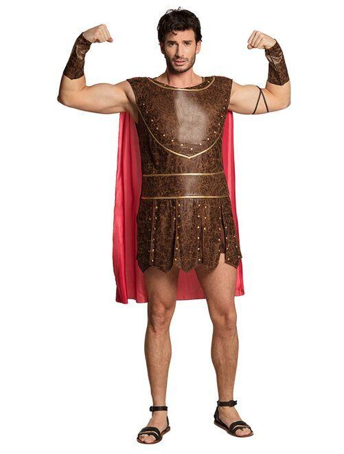 Disfraz de gladiador                             MARRON Hombre