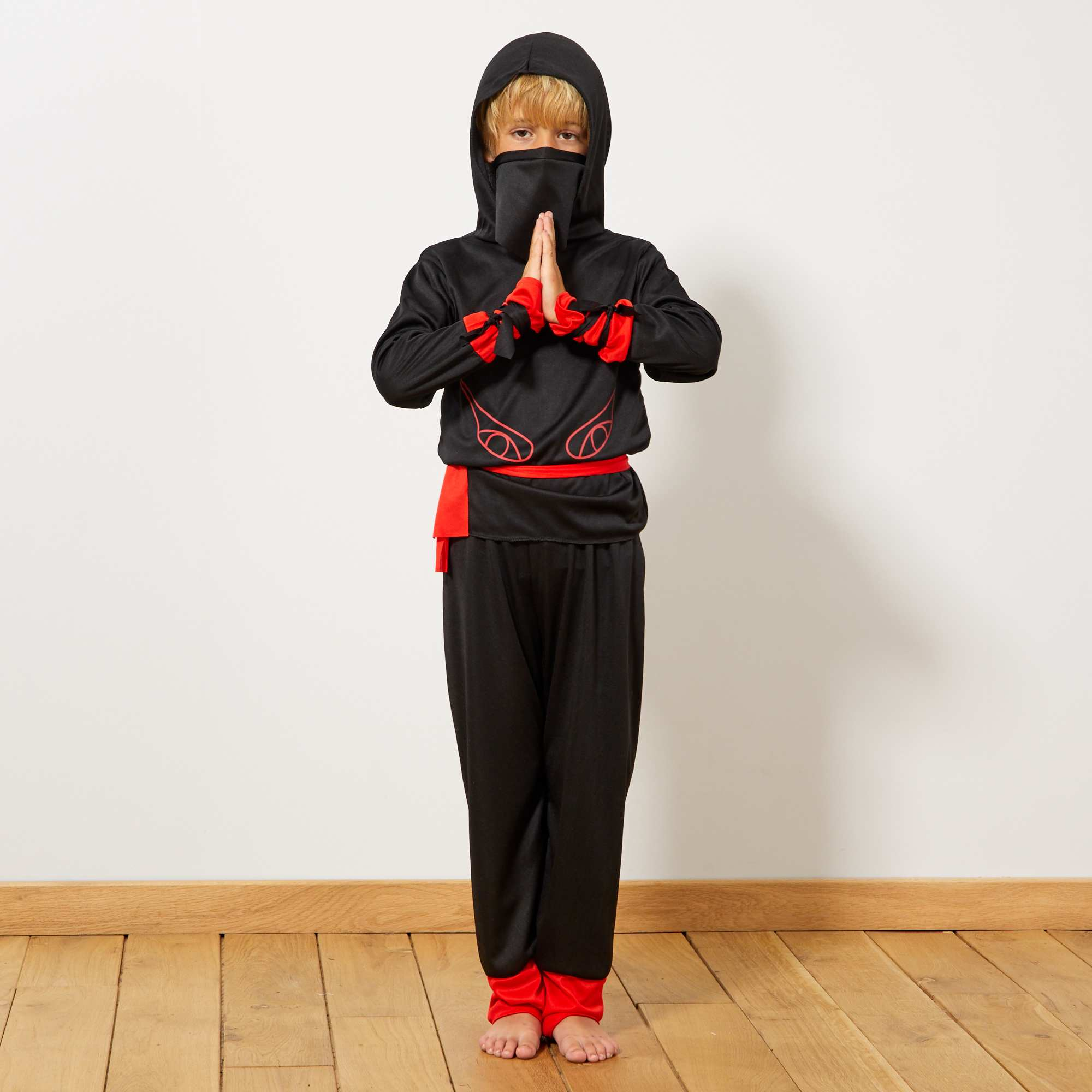 Disfraz de ninja ninos car interior design - Disfrazes de bebes ...
