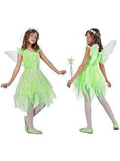 Disfraces niños - Disfraz de hada 'natural'