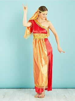 Mujer Disfraz de hindú