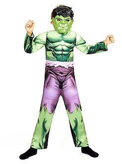 Disfraces niños - Disfraz de 'Hulk'