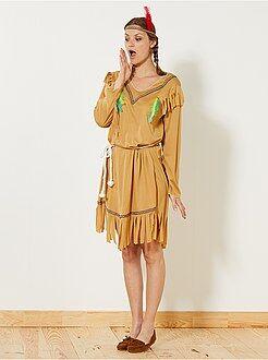 Disfraces mujer - Disfraz de india
