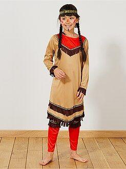 Disfraces niños - Disfraz de india