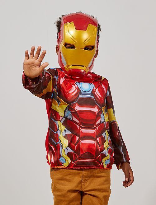 Disfraz de 'Iron Man'                             ROJO