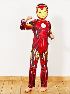 Disfraz de 'Iron Man'