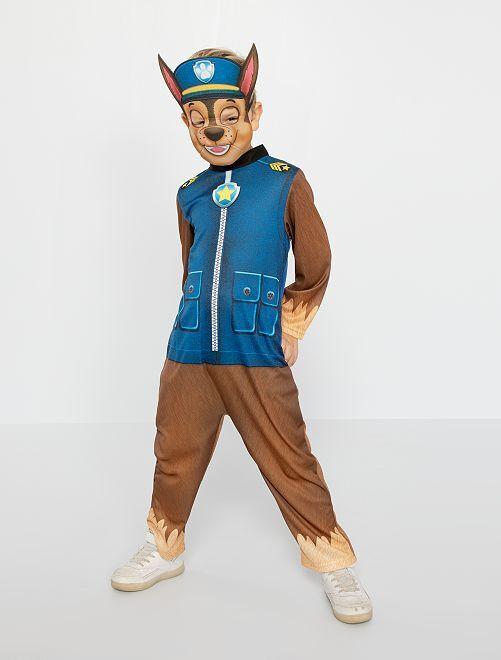 Disfraz de 'La Patrulla Canina'                             azul/marrón