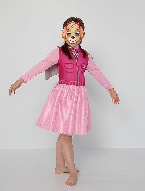 Disfraz de 'La Patrulla Canina'                             rosa