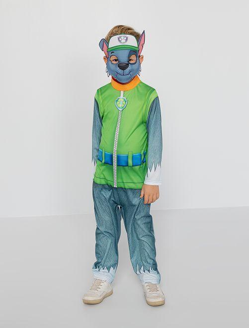 Disfraz de 'La Patrulla Canina'                             verde