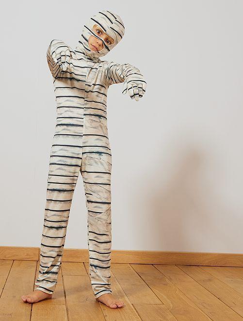 Disfraz de momia                             beige