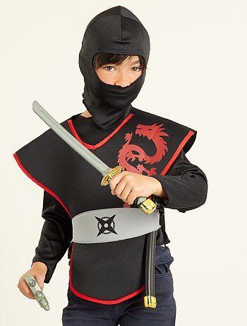 Niños - Disfraz de ninja - Kiabi