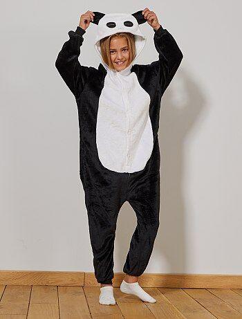 c7b93389f1e Disfraz de oso panda - Kiabi