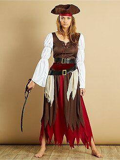 Mujer Disfraz de pirata