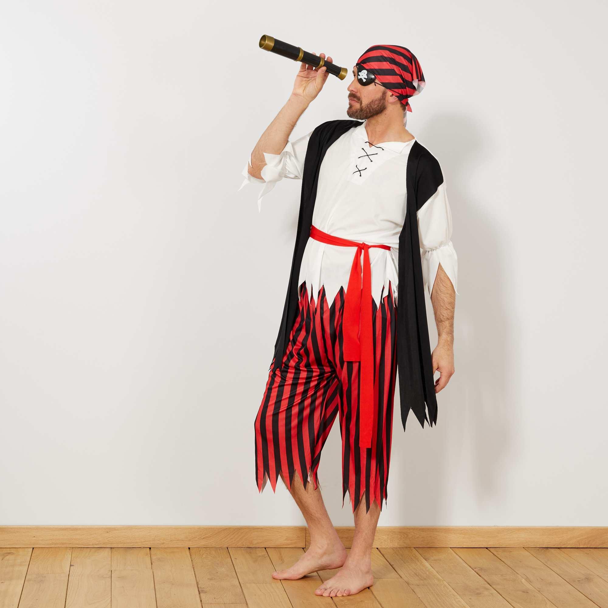 Disfraz de Pirata Sexy para mujer - Envo en 24h