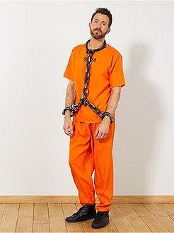 Disfraz de preso de EE UU