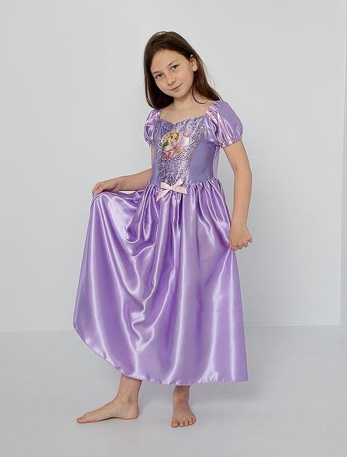 Disfraz de 'Rapunzel' de 'Disney'                             PURPURA