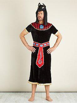 Hombre - Disfraz de rey egipcio - Kiabi