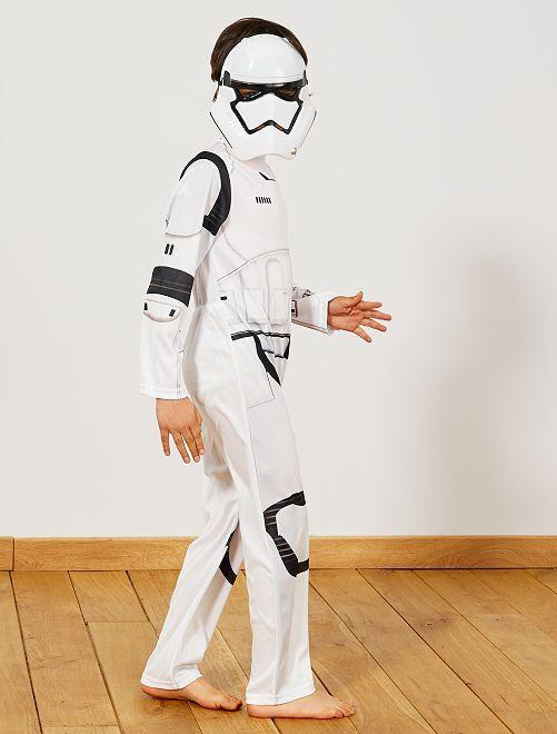 Disfraz de soldado imperial                             blanco