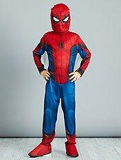 Disfraz de 'Spider-Man'