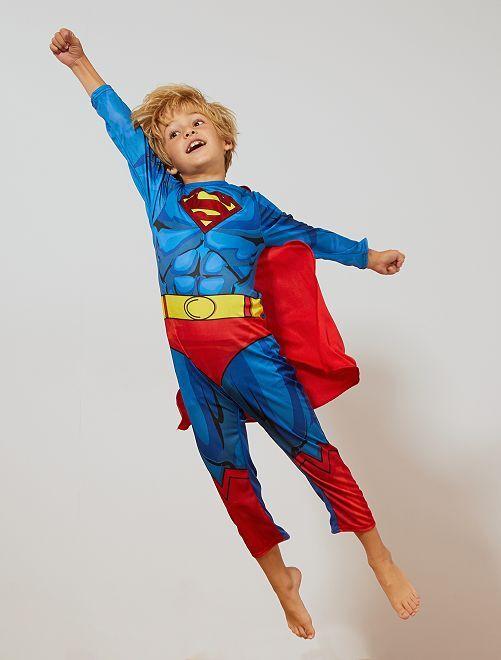 Disfraz de 'Superman'                             AZUL
