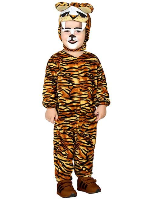 Disfraz de tigre                             marron Bebé