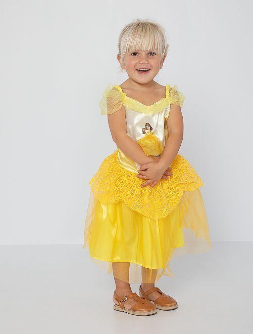 Disfraz de vestido 'Bella'                             AMARILLO