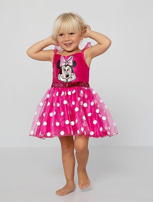 Disfraz de vestido 'Minnie'                             ROJO