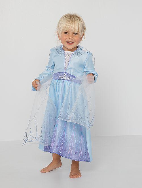 Disfraz 'Elsa' 'Frozen'                             azul