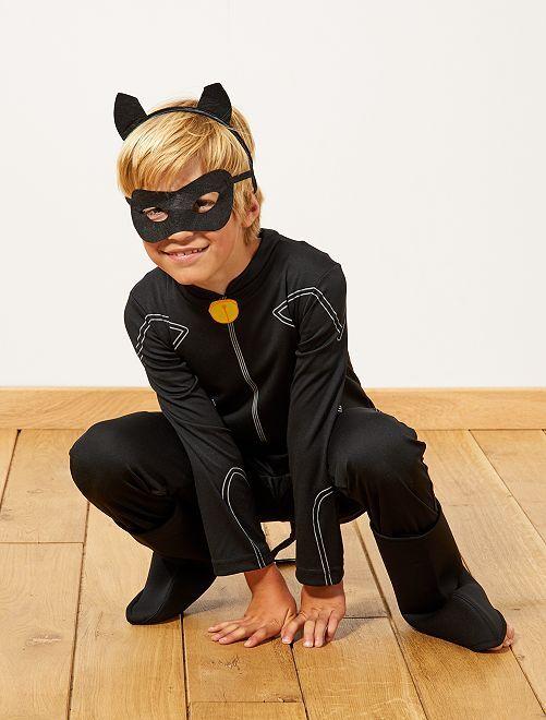 Disfraz 'gato negro' de 'Miraculous'                             negro