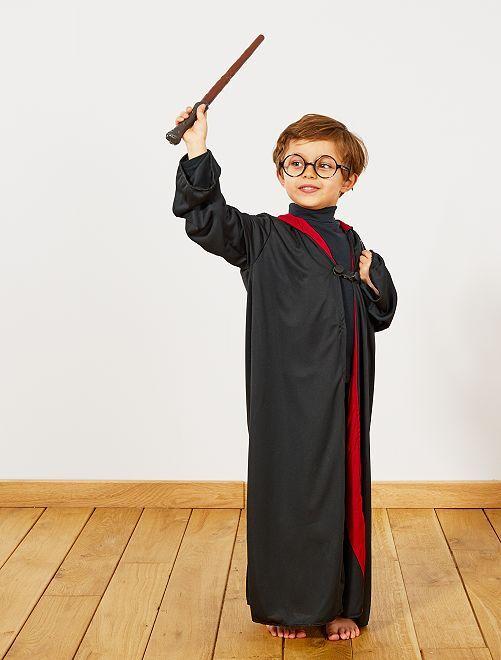 Disfraz 'Harry Potter'                             negro