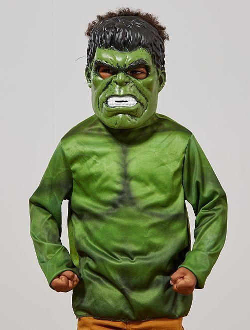 Disfraz 'Hulk'                             verde/negro