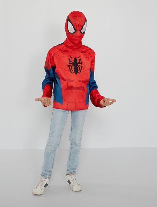 Disfraz 'Spider-Man'                             azul/rojo