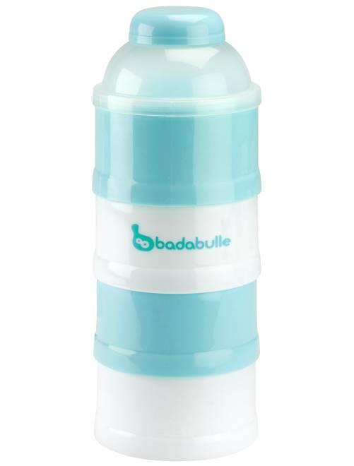 Dosificador para leche 'Babydose' de 'Badabulle'                                         bleu