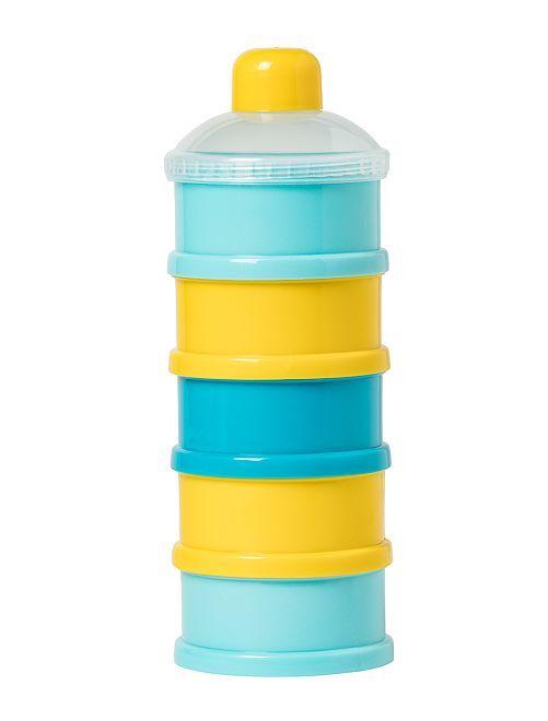 Dosificadores de leche apilables                             AZUL