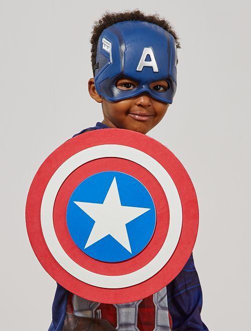 Escudo de espuma 'Capitán América'                             rojo