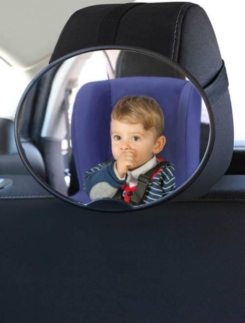 Espejo para coche 'Kiokids'                             negro Bebé niño